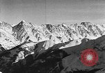 Image of avalanche on Canadian rockies Canada, 1956, second 6 stock footage video 65675069742