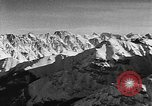 Image of avalanche on Canadian rockies Canada, 1956, second 8 stock footage video 65675069742