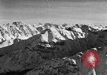 Image of avalanche on Canadian rockies Canada, 1956, second 9 stock footage video 65675069742