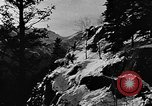 Image of avalanche on Canadian rockies Canada, 1956, second 12 stock footage video 65675069742