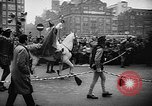 Image of Saint Nickolas Amsterdam Netherlands, 1956, second 12 stock footage video 65675069747