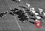 Image of American football match Oregon United States USA, 1956, second 6 stock footage video 65675069750
