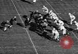 Image of American football match Oregon United States USA, 1956, second 8 stock footage video 65675069750