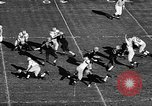 Image of American football match Oregon United States USA, 1956, second 10 stock footage video 65675069750