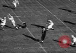 Image of American football match Oregon United States USA, 1956, second 11 stock footage video 65675069750