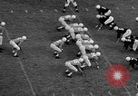 Image of American football match Tennessee United States USA, 1956, second 4 stock footage video 65675069751