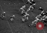 Image of American football match Tennessee United States USA, 1956, second 5 stock footage video 65675069751