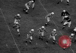 Image of American football match Tennessee United States USA, 1956, second 6 stock footage video 65675069751