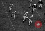Image of American football match Tennessee United States USA, 1956, second 7 stock footage video 65675069751