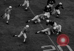 Image of American football match Tennessee United States USA, 1956, second 8 stock footage video 65675069751
