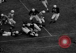 Image of American football match Tennessee United States USA, 1956, second 10 stock footage video 65675069751
