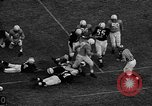 Image of American football match Tennessee United States USA, 1956, second 11 stock footage video 65675069751