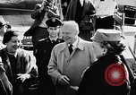Image of Dwight D Eisenhower Augusta Georgia USA, 1957, second 6 stock footage video 65675069755