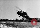 Image of cargo helicopter Virginia United States USA, 1957, second 6 stock footage video 65675069757