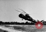Image of cargo helicopter Virginia United States USA, 1957, second 7 stock footage video 65675069757