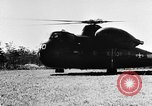 Image of cargo helicopter Virginia United States USA, 1957, second 11 stock footage video 65675069757