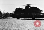 Image of cargo helicopter Virginia United States USA, 1957, second 12 stock footage video 65675069757
