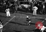 Image of American football match Iowa United States USA, 1956, second 10 stock footage video 65675069760