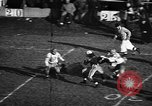 Image of American football match Iowa United States USA, 1956, second 11 stock footage video 65675069760