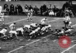 Image of American football match New York United States USA, 1957, second 4 stock footage video 65675069761