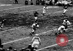 Image of American football match New York United States USA, 1957, second 9 stock footage video 65675069761