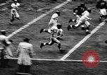 Image of American football match New York United States USA, 1957, second 12 stock footage video 65675069761