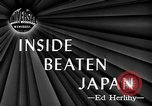 Image of Hideki Tojo Japan, 1945, second 3 stock footage video 65675069764