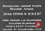Image of Various Soviet military operations Soviet Union, 1942, second 3 stock footage video 65675069777