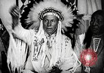 Image of Indian sign language Montana United States USA, 1931, second 7 stock footage video 65675069791
