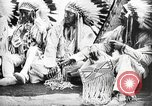 Image of Indian sign language Montana United States USA, 1931, second 5 stock footage video 65675069794