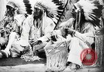 Image of Indian sign language Montana United States USA, 1931, second 6 stock footage video 65675069794