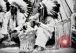 Image of Indian sign language Montana United States USA, 1931, second 8 stock footage video 65675069794
