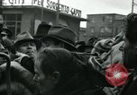 Image of Italian refugees Naples Italy, 1944, second 6 stock footage video 65675069800
