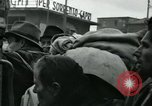 Image of Italian refugees Naples Italy, 1944, second 8 stock footage video 65675069800