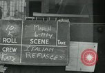 Image of Italian refugees Naples Italy, 1944, second 2 stock footage video 65675069801