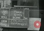 Image of Italian refugees Naples Italy, 1944, second 4 stock footage video 65675069801