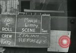 Image of Italian refugees Naples Italy, 1944, second 5 stock footage video 65675069801