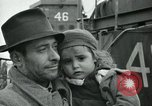 Image of Italian refugees Naples Italy, 1944, second 8 stock footage video 65675069801