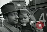Image of Italian refugees Naples Italy, 1944, second 9 stock footage video 65675069801