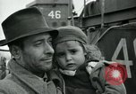 Image of Italian refugees Naples Italy, 1944, second 10 stock footage video 65675069801