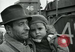 Image of Italian refugees Naples Italy, 1944, second 12 stock footage video 65675069801