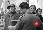 Image of Italian refugees Naples Italy, 1944, second 1 stock footage video 65675069803