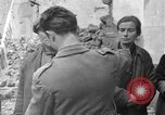 Image of Italian refugees Naples Italy, 1944, second 2 stock footage video 65675069803