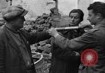 Image of Italian refugees Naples Italy, 1944, second 10 stock footage video 65675069803