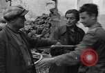 Image of Italian refugees Naples Italy, 1944, second 12 stock footage video 65675069803