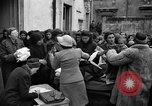Image of Italian refugees Naples Italy, 1944, second 10 stock footage video 65675069804