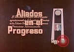 Image of Alliance of Progress Mexico, 1963, second 10 stock footage video 65675069808