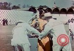 Image of Bell Rocketbelt flown by Bob Courter Mexico, 1963, second 12 stock footage video 65675069816