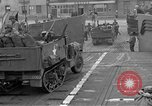 Image of Allied amphibious armada England, 1944, second 7 stock footage video 65675069839