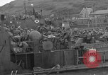 Image of Allied amphibious armada England, 1944, second 8 stock footage video 65675069839